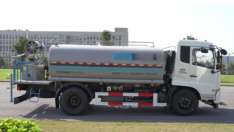 工程洒水车水箱水垢怎么清除